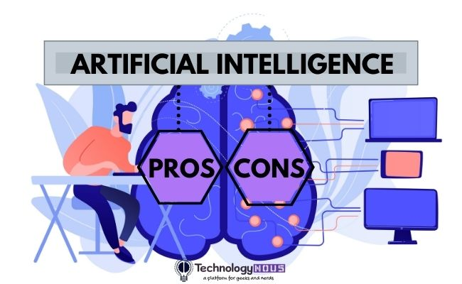 artificial intelligence pros and cons